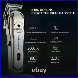 Professional 100 Year Anniversary Cordless Hair Clipper Limited Edition Timmer