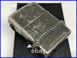 Rare! ZIPPO Limited Edition ALIEN 20th Anniversary Facehugger Lighter No. 2168