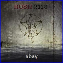 Rush 2112 40th Anniversary Super Deluxe Edition 2cd/dvd/3lp New CD