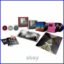 Rush Hemispheres 40th Anniversary, 3 LP, 2 CD, Super Deluxe Edition NEW