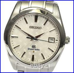 SEIKO Grand Seiko 9F62-0AK0 Calibre 9F 20th anniversary model QZ Men's(a) 533076