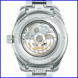 SEIKO Presage Sharp Edged SPB223J1 140th Anniversary Edition Automatic GMT Watch