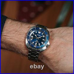 SEIKO Prospex SPB183J1 55th Anniversary Turtle Diver Scuba Watch INT'L WARRANTY