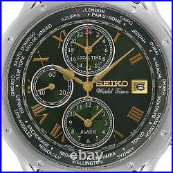 SEIKO SPL057P1 AGE OF DISCOVERY 30th Anniversary Limited Edition Quartz