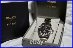 SEIKO × TiCTAC 35th Anniversary Limited Edition Watch SZSB006 New From Japan#114