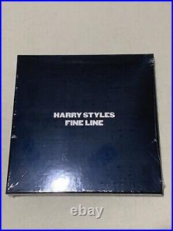Sealed Harry Styles Fine Line 1 Year Anniversary Limited Edition Vinyl Box Set