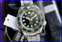 Seiko 1968 Marinemaster Divers 50th Anniversary Limited Edition Deep Forest