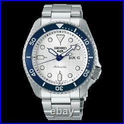 Seiko 5 Sports 140th Anniversary Limited Edition 42.5 MM SS Watch SRPG47K1