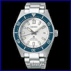 Seiko Prospex 140th Anniversary Limited Edition Full SS 40.5 MM Watch SPB213J1