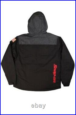 Snap on Tools Jacket 100th anniversary XL fast FREE shipping Hooded Jacket