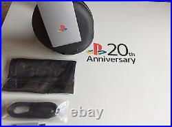 Sony Playstation 4 20th Anniversary Limited Edition Sealed PS4 & Headset