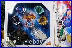 TAKARA TOMY Beyblade Metal Fusion 2020 Anniversary Limited Edition -ThePortal0