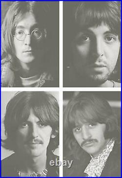 The Beatles White Album (CD + Blu-Ray) Deluxe Anniversary Edition