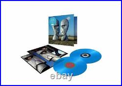 The Division Bell 25th Anniversary Blue Coloured Vinyl 2 x LP Record Pink Floyd