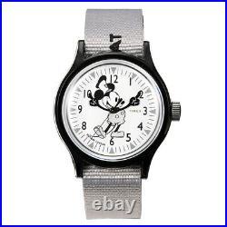 Timex Disney Watch Mickey Mouse 90 Anniversary True Original Steamboat Willie