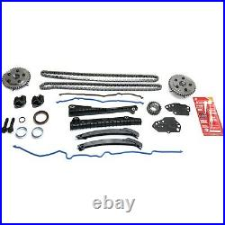 Timing Chain Kit with VVT Cam Phasers Fits F150-350 Navigator 5.4L Triton SOHC