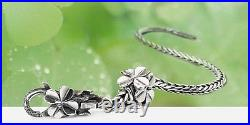 Trollbeads Silver LIMITED EDITION 40th Anniversary Lucky Friends Bracelet Set