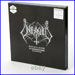 Unleashed Death Metal Victory 30th Anniversary 7LP Black Vinyl Box NEU/OVP