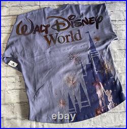 Walt Disney World 50th Anniversary Spirit Jersey Limited Edition OCT 1st XS