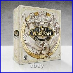 World Of Warcraft 15th Anniversary Limited Collectors Edition PC NO GAME